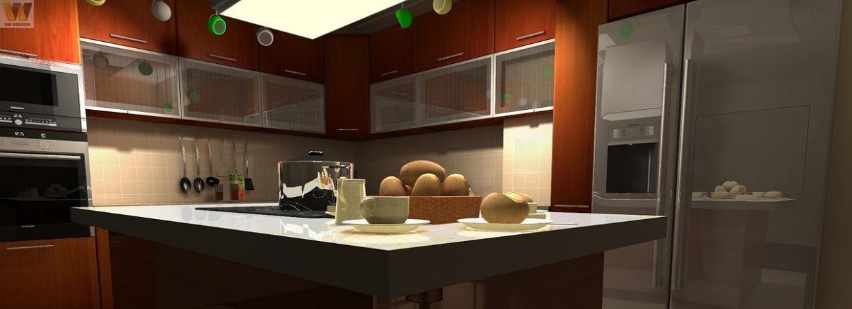 Ragyogó konyha